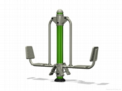 Outdoor Fitness Equipment with TUV- Leg Press