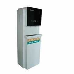 智能豪华型节能商务直饮机采用步进式加热