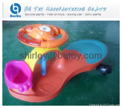 kids ride on swing car 3