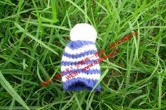 knit children men women toys Jacquard weave hats