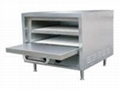 Adcraft PO-18 Pizza Oven - Stainless