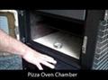 EcoQue ECO-71008 Artisian Pizza Ovens