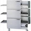 Lincoln 1450-000-U Conveyor Oven Gas