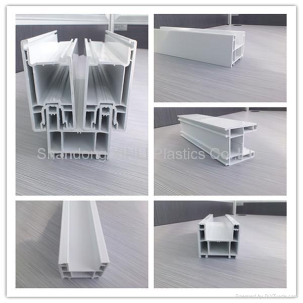 PVC profile for doors & windows 1