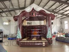 Inflatable Christmas Hou