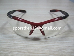 Safety glasses with UV400 meets EN166