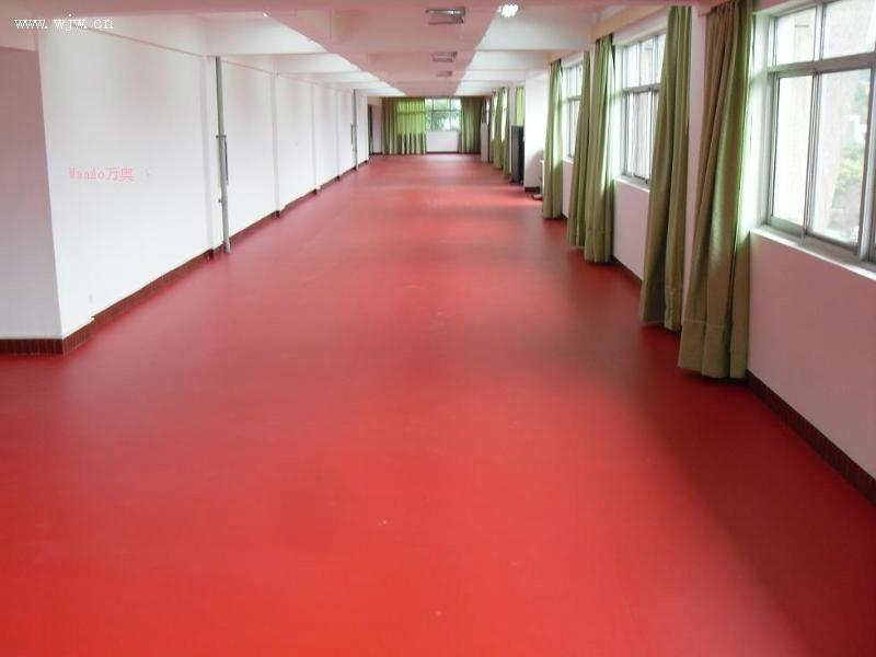 Pvc flooring sheet material carpet texture md6611 amlong for Pvc hardwood flooring