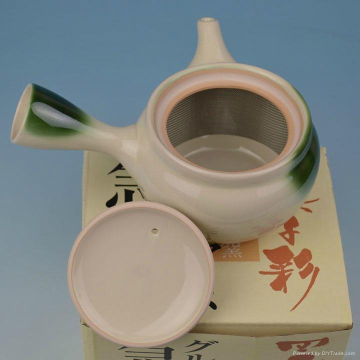 Clay(Yixing) Teapot YX032 1