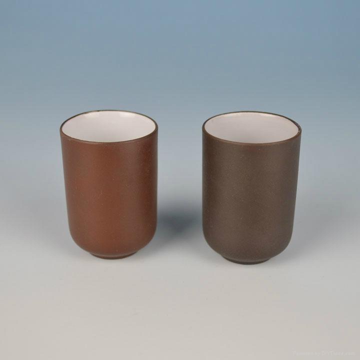 Clay(Yixing) Teacup WX016 1