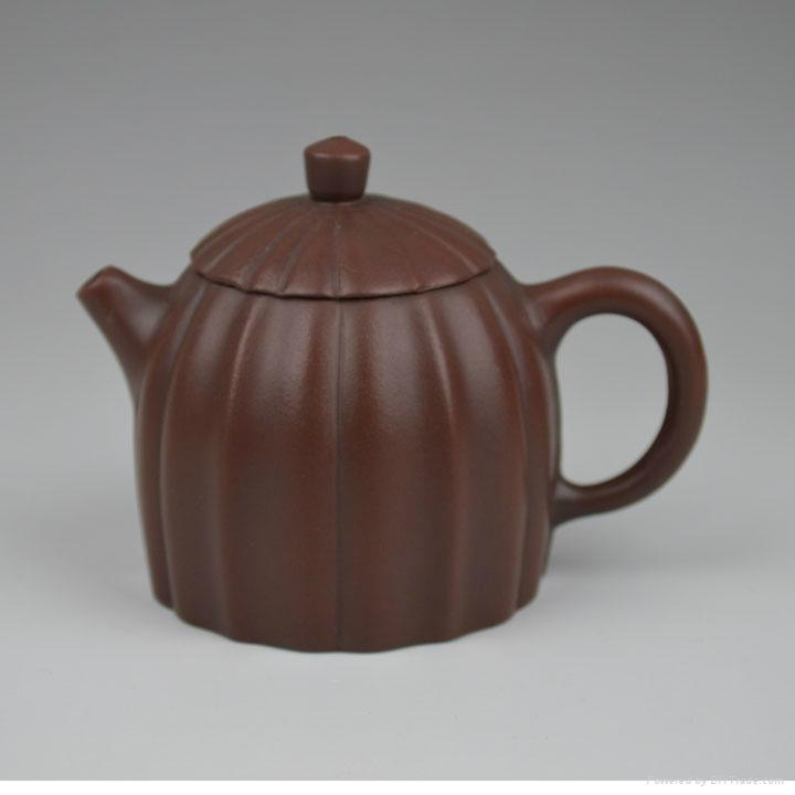 Clay(Yixing) Teapot YX015 1