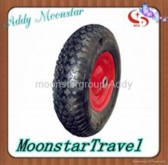 pu foam wheels for wheelbarrow pu foam solid wheel