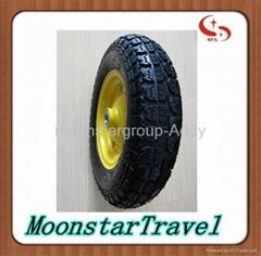 metal wheelbarrow 3.50-8 wheel barrow tyre and tube