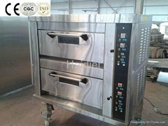 bakery equipment electric deck oven