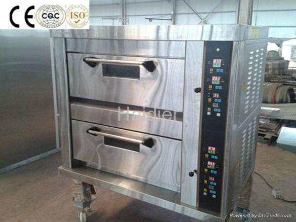 bakery equipment electric deck oven 1