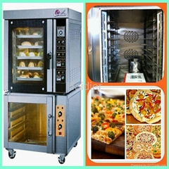 bakery equipment gas convection oven