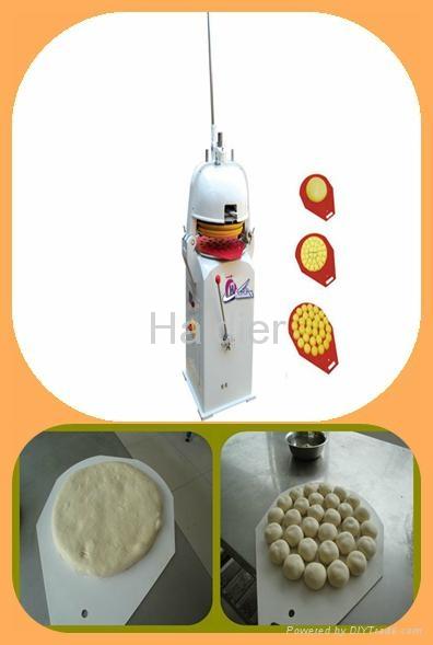bakery equipment semi-automatic  dough divider rounder 1