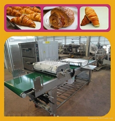 bakery equipment croissant moulder