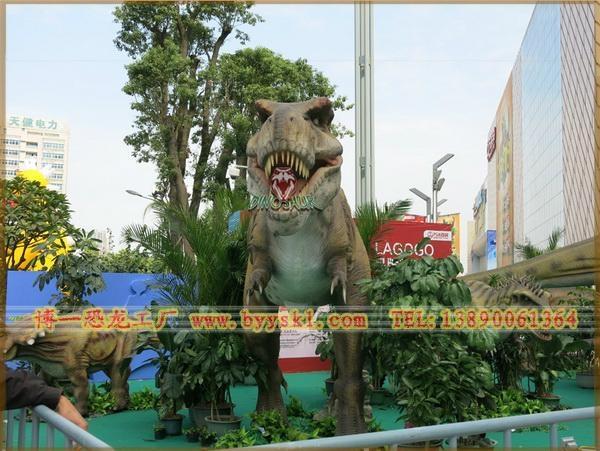 仿真霸王龙恐龙模型 3