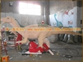 仿真霸王龙恐龙模型 4