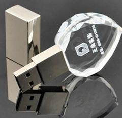 Crystal USB