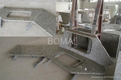 Sesame Gold Granite Kitchen Countertop