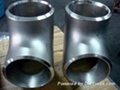 DIN 2615 Pipe Fittings Straight TEE