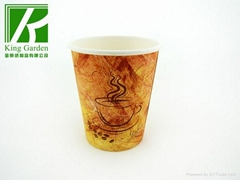 12oz Cups Made With Paper From Sustainable Forests