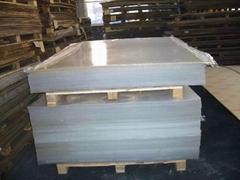 High quality clear cast acrylic sheet