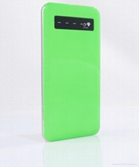 External Power Bank With USB Charger For Smartphones