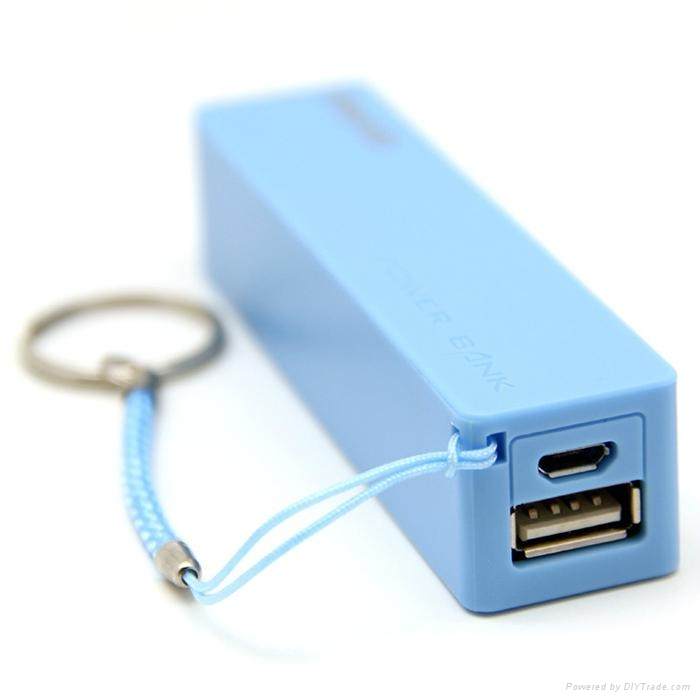 New Portable Mobile Power Bank Usb 18650 Battery Charger