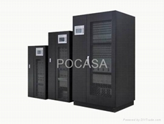 Online 3 phase 380v input 380v output 200kva online UPS