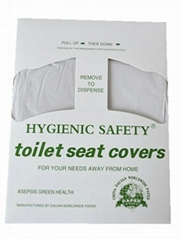 paper toliet seat cover
