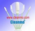 Cleanroom Polyester fibers Swabs