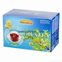 Osmanthus sweet black tea