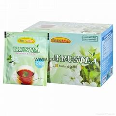 Jasmine flavored tea