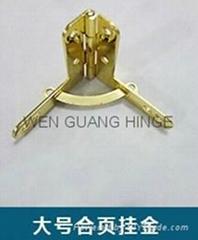 jewelry box hinge