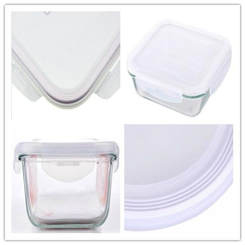 Square Container Lid  2