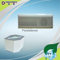Wall type Heat recovery Ventilator and Energy Recovery Ventilator HRV&ERV