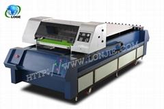 LOGE A1-2000 digital flatbed printer
