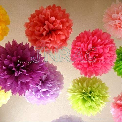 Hanging paper flower ball jnr china manufacturer wedding gifts hanging paper flower ball 1 hanging paper flower ball 2 mightylinksfo