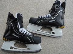 BAUER SUP TOTALONE HOCKEY SKATES