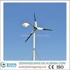 2000W horizontal wind turbine
