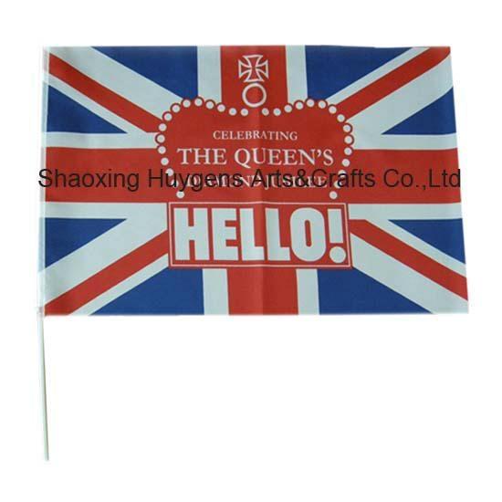 hand waving flag 1