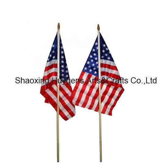 hand waving flag 2