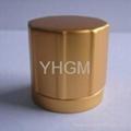 perfume bottle cap aluminum cap 15mm 1