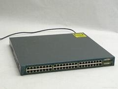 100% Original Cisco Switch WS-C3550-48 90 Days Warranty