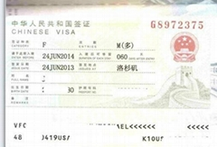 China Visa Service