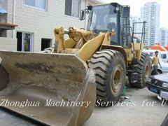 Used Wheeled Loader Cat 966g Sale in Hot