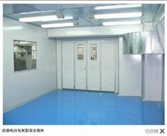 防靜電環氧樹脂薄塗地坪