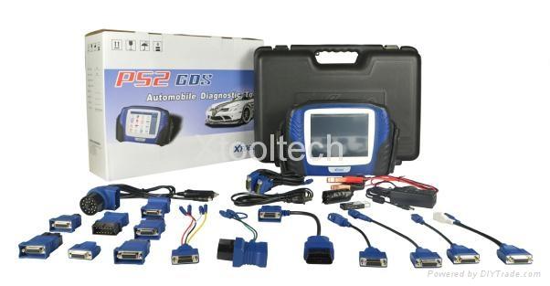 Xtool PS2 GDS auto diagnostic tool ( key programming + oil reset) 1